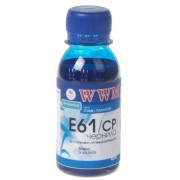 Чернила WWM E61CP Cyan Pigmented (100г.)
