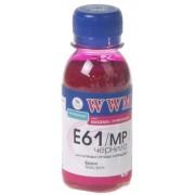 Чернила WWM E61MP Magenta Pigmented (100г.)