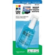Набор для чистки мониторов ColorWay CW-4129