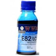 Чернила WWM E82LC Light Cyan (90г.)