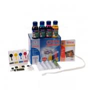 СНПЧ WWM HP Deskjet Ink Advantage 3525/4615/4625/5525/6525