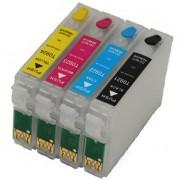 ПЗК Refill4 для Epson Stylus CX4300/С91