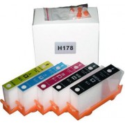 ПЗК Refill5 Н178 для НР PhotoSmart