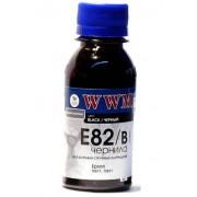 Чернила WWM E82B Black (90г.)