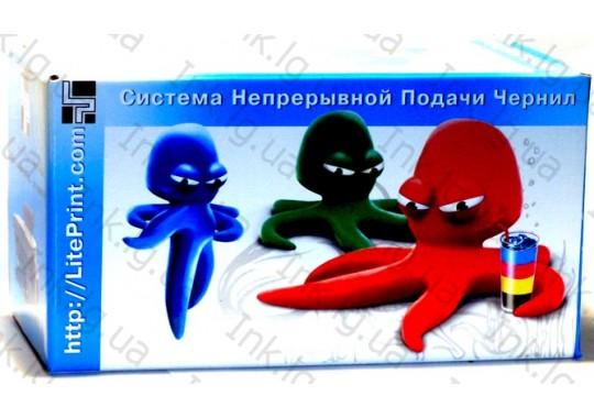 СНПЧ LitePrint Epson-T50/T59/TX650/TX659