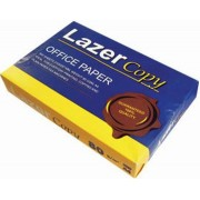 Бумага Lazer Copy 80г/м кв, А4, 100л.