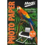 Фотобумага Magic Matte 10х15, 230g, 100л.