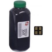 Тонер + чип SAMSUNG CLP-300 Black (АНК, 1500210)