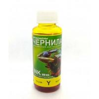 Чернила Detech DT-EU15Y Yellow для Epson (100мл.) (ориг. фасовка)
