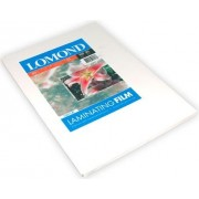 Пленка для ламинации Lomond, матовая, 50л., 80мк., A4(218X305)