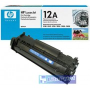Заправка картриджа HP LaserJet 1010/1020/3050 - Q2612A, 2K