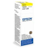 Контейнер с чернилами EPSON T6644 Yellow C13T66444A