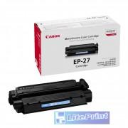 Заправка картриджа Canon MF 3110/3228/3240/LBP3200/EP-27, 2,5K