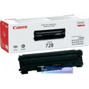 Заправка картриджа Canon  MF4410/4430/4450/4550/4570/4580 - cartridge 728 для Canon