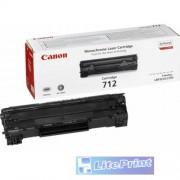 Заправка картриджа Canon LBP-3010/LBP-3100/LBP-3020, Canon №712, 1.5K