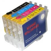 ПЗК Refill4 для Еpson Stylus C67/C87/CX3700/CX4100