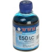 Чернила WWM E50СL Light Сyan Photo Universal (200г.)