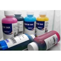 Комплект чернил InkTec E0017 для Epson (6х100 мл.) (ориг. фасовка)