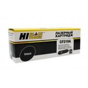 Тонер-картридж Hi-Black (HB-CF218A) для HP LJ Pro M104/MFP M132, 1,4K (с чипом)