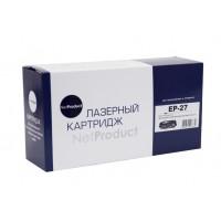 Картридж NetProduct (N-EP-27) для Canon MF 3110/3228/3240/LBP3200, 2,5K ep27