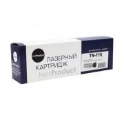 Тонер-картридж Hi-Black (HB-TN-116/TN-118) для Konica Minolta Bizhub 164, 5,5K