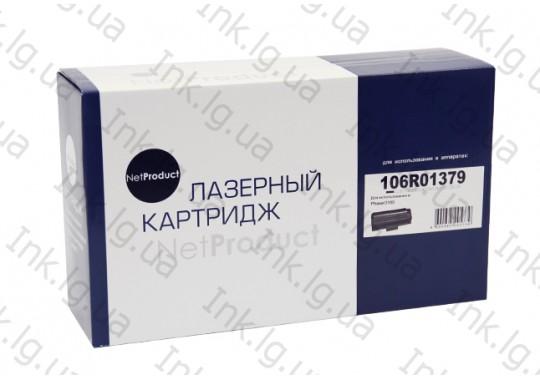 Картридж NetProduct (N-106R01379) для Xerox Phaser 3100, 4K
