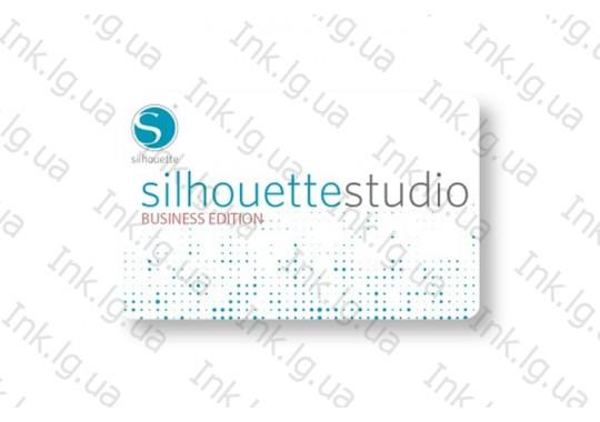 Ключ для программы Silhouette Studio Business Edition для Cameo, Portrait и Curio