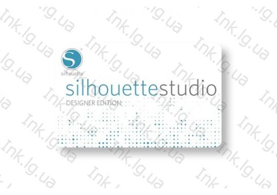 Ключ для программы Silhouette Studio Designer Edition для Cameo, Portrait и Curio (STUDIODESIGNER)