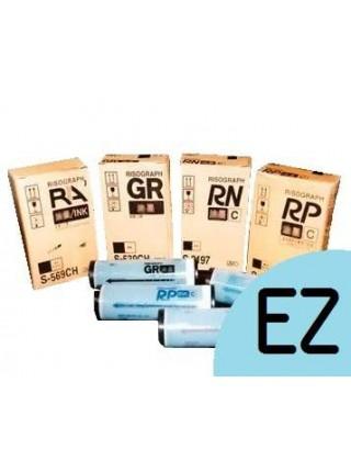 Краска EZ черная* (1000ml) с чипом, OAT