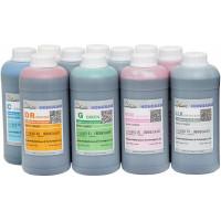НАБОР ЧЕРНИЛ DCTec СЕРИИ 109500 pro7900 / 9900 , комплект 11 цветов по 1 литру