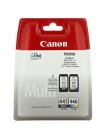 Набор картриджей Canon PG-445/CL-446 Pixma MG2440/MG2450 Multi Pack (8283B004) (O)