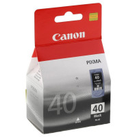 Картридж Canon PG-40 Black Pixma IP1600/2200/MP-150/170/450 (O)