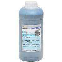 Чернила водорастворимые DCTec Pro7900 EverNew Light Cyan (светло-голубой) 1000 мл